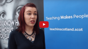Watch Catriona Riddoch – Chemistry Teacher at St Andrew's Academy