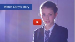 Watch Carly's story